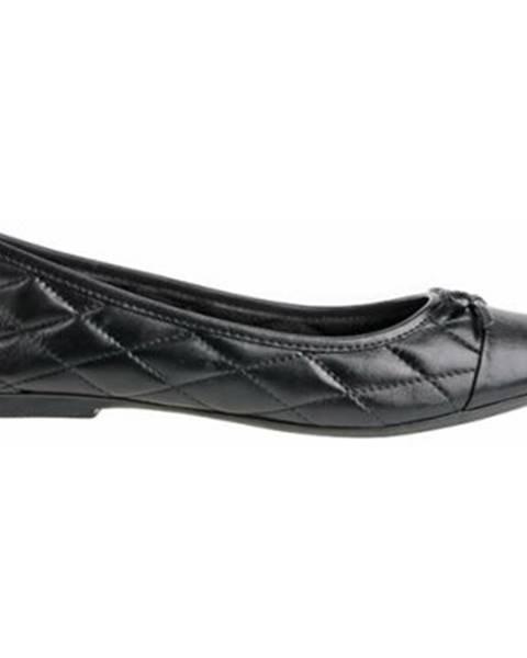 Čierne balerínky Lasocki