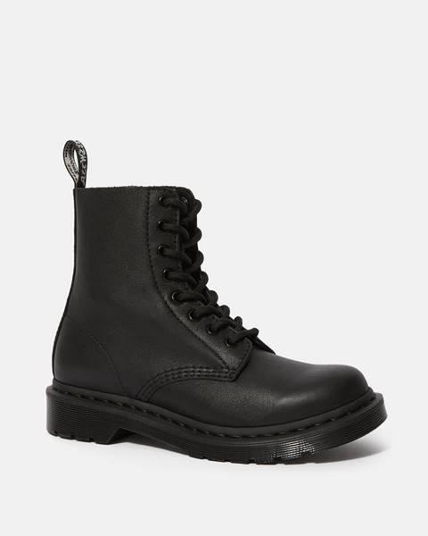 Čierne topánky Dr. Martens