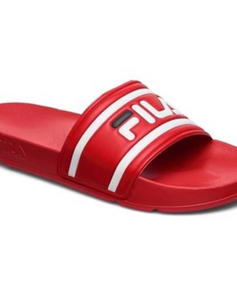 Červené topánky Fila