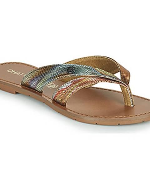Zlaté topánky Chattawak