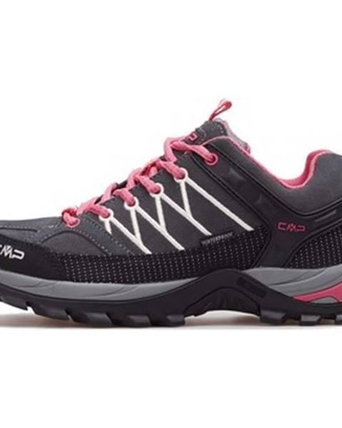 Viacfarebné topánky Cmp