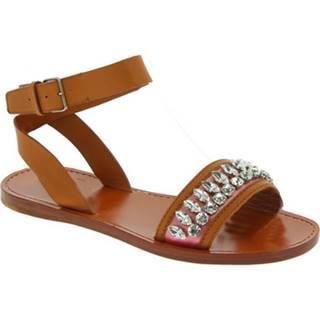 Sandále Miu Miu  5X328A 3R0J F0PQM