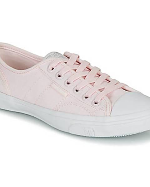 Ružové tenisky Superdry