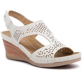 Sandále Clara Barson WS19754-01 Ekologická koža/-Ekologická koža
