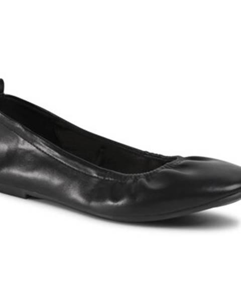 Čierne balerínky Jenny Fairy