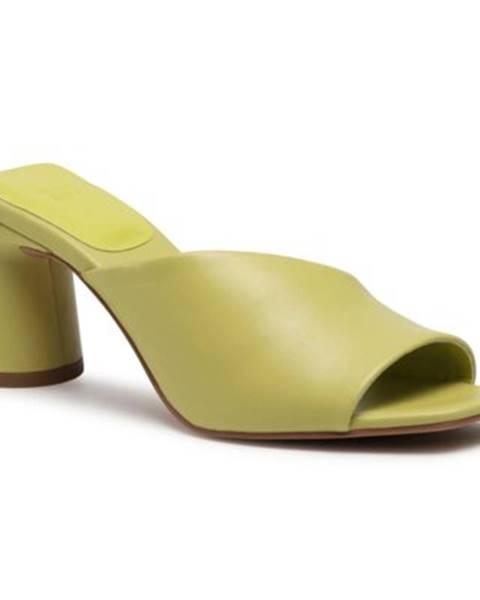 Zelené topánky Jenny Fairy