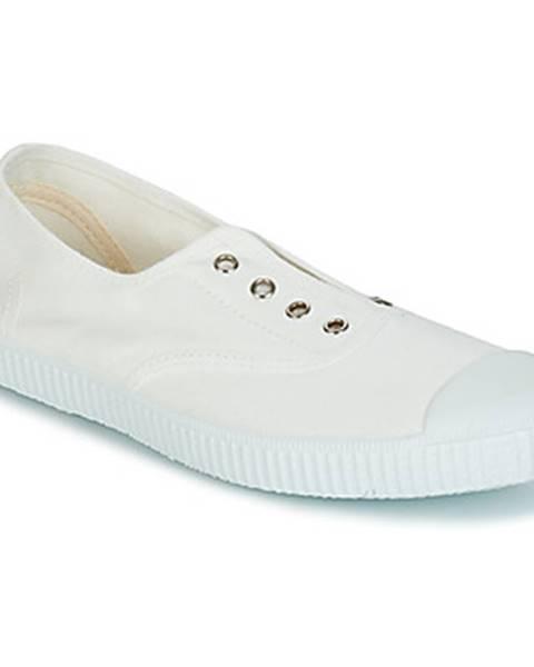 Biele tenisky Chipie