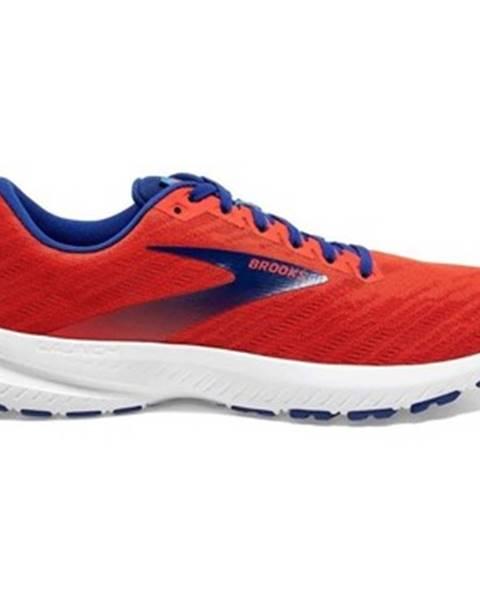 Červené topánky Brooks