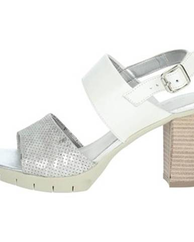Biele sandále The Flexx