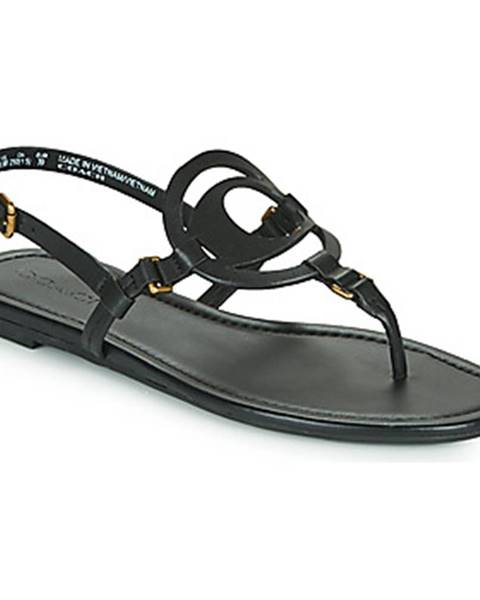 Čierne sandále Coach