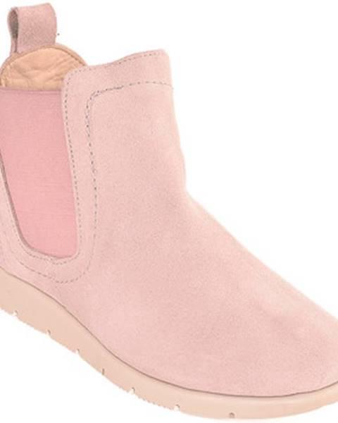 Ružové topánky Darkwood