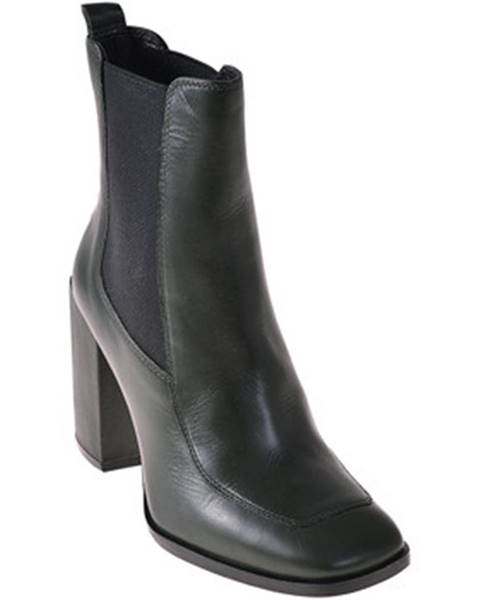 Zelené topánky Elvio Zanon