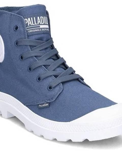 Modré tenisky Palladium
