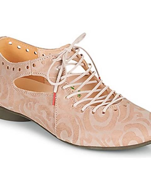 Ružové topánky Think