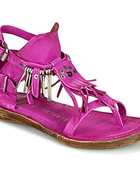 Fialové sandále Airstep / A.S.98