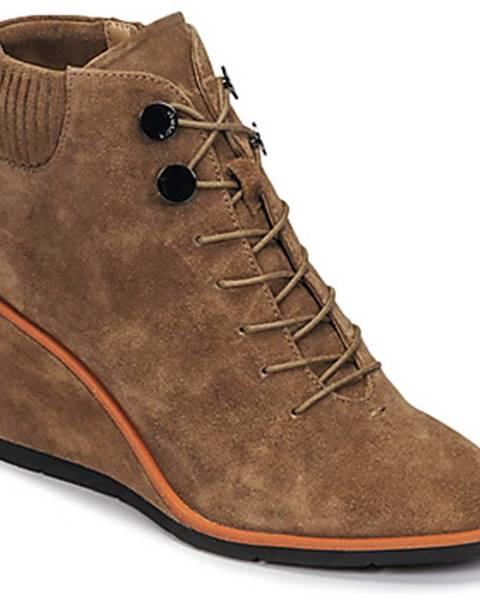 Béžové topánky JB Martin
