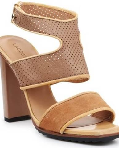 Sandále Lacoste