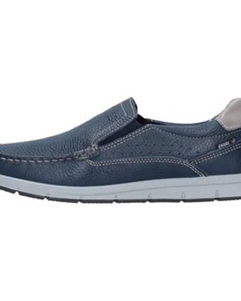 Modré topánky Enval