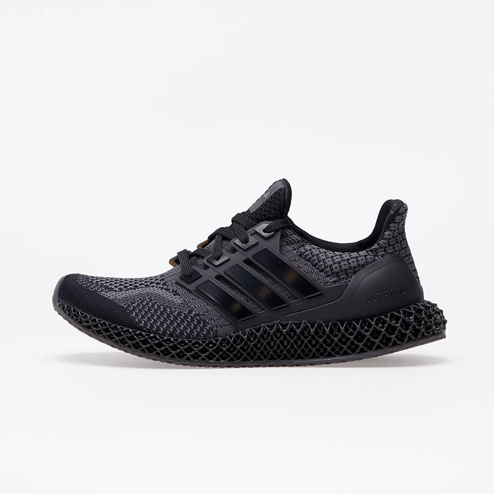 adidas Performance adidas Ultra4D 5.0 Core Black/ Core Black/ Carbon
