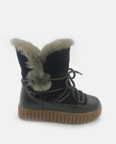zimná obuv wild