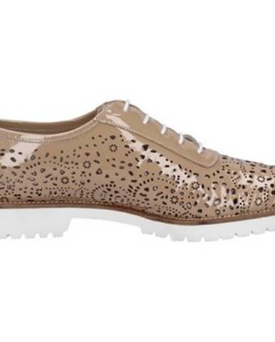 Béžové topánky La Regina