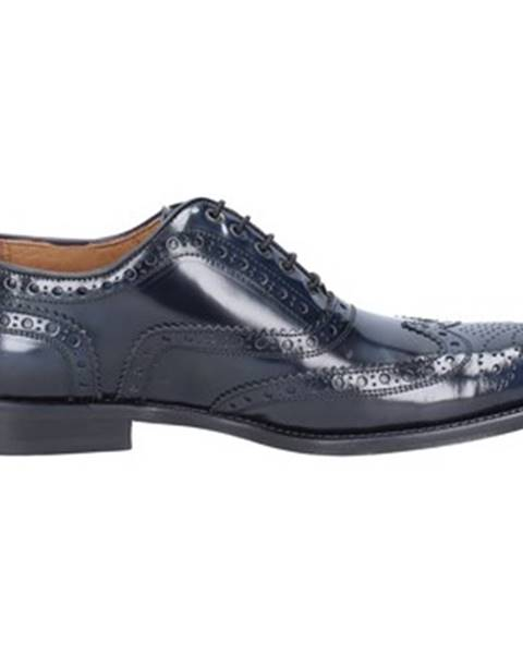 Modré topánky Alexander