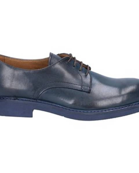 Modré topánky Chelsea Crew