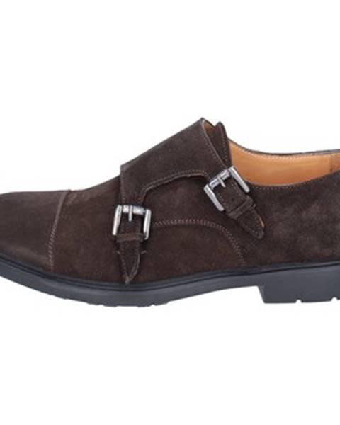 Hnedé topánky Zenith