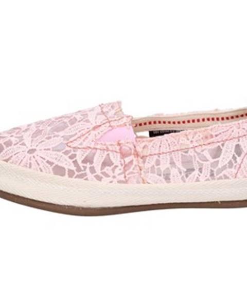 Ružové espadrilky O-joo
