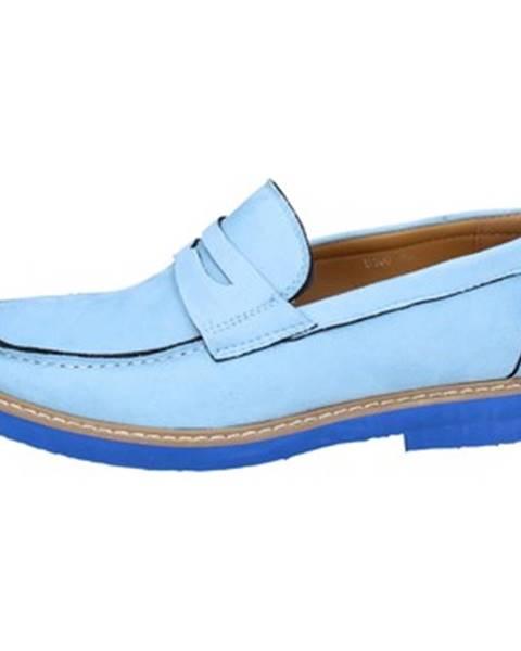 Modré topánky Solo Soprani