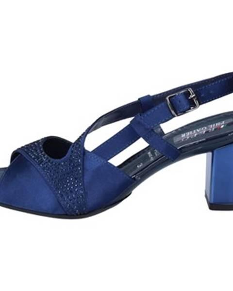 Modré sandále Phil Gatiér
