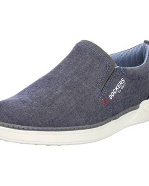 Modré topánky Dockers