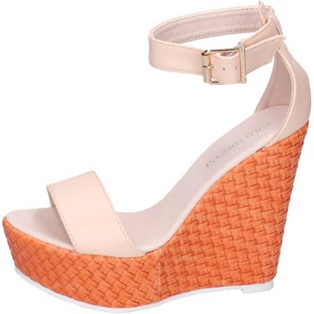 Solo Soprani Sandále Solo Soprani  sandali pelle sintetica