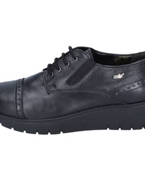 Čierne topánky Adriana Del Nista