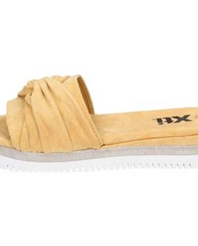 Žlté topánky Xti