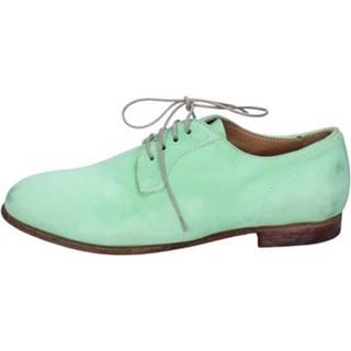 Nízka obuv do mesta Moma  classiche camoscio