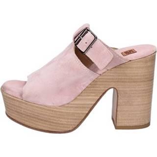 Sandále Moma  sandali camoscio
