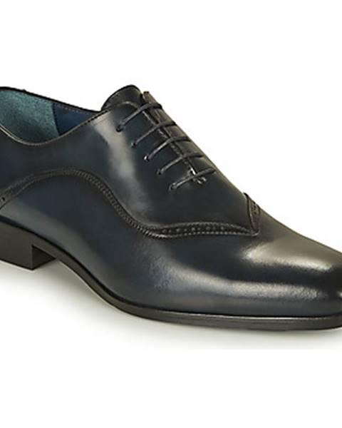 Modré topánky Brett   Sons