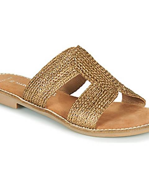 Hnedé sandále Marco Tozzi