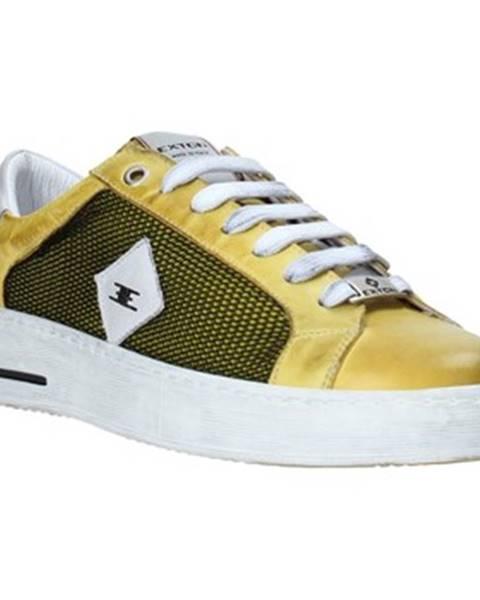 Žlté tenisky Exton