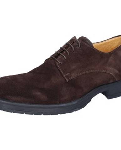 Hnedé topánky Salvo Barone