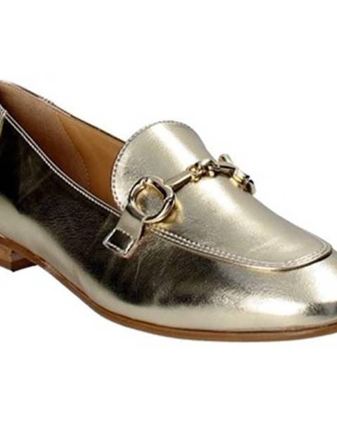 Žlté mokasíny Grace Shoes