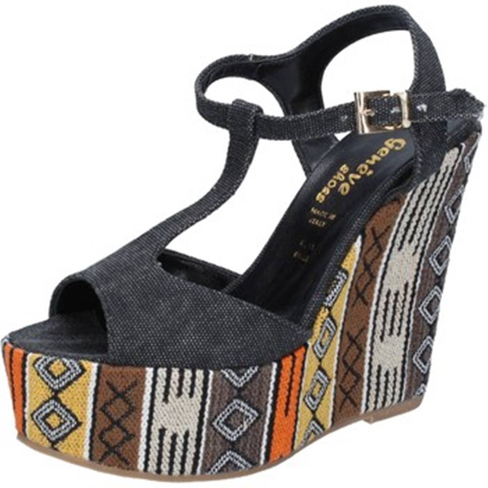 Geneve Shoes Sandále Geneve Shoes  Sandále BZ891