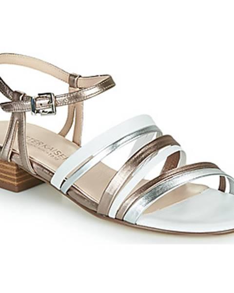 Hnedé sandále Peter Kaiser