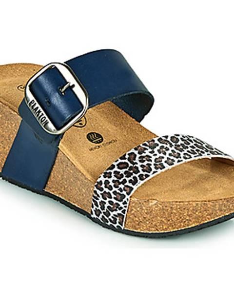 Modré topánky Plakton