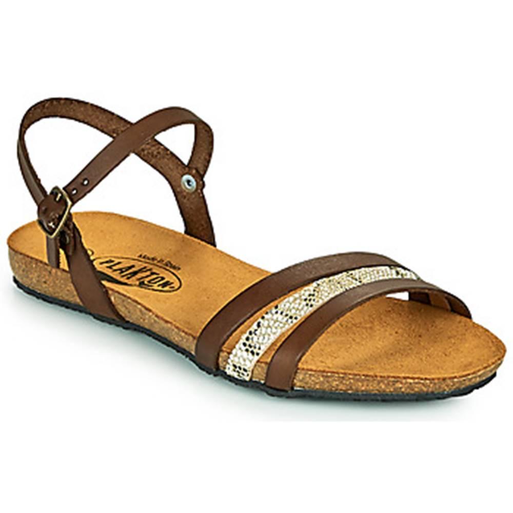 Plakton Sandále Plakton  MAM ALOU