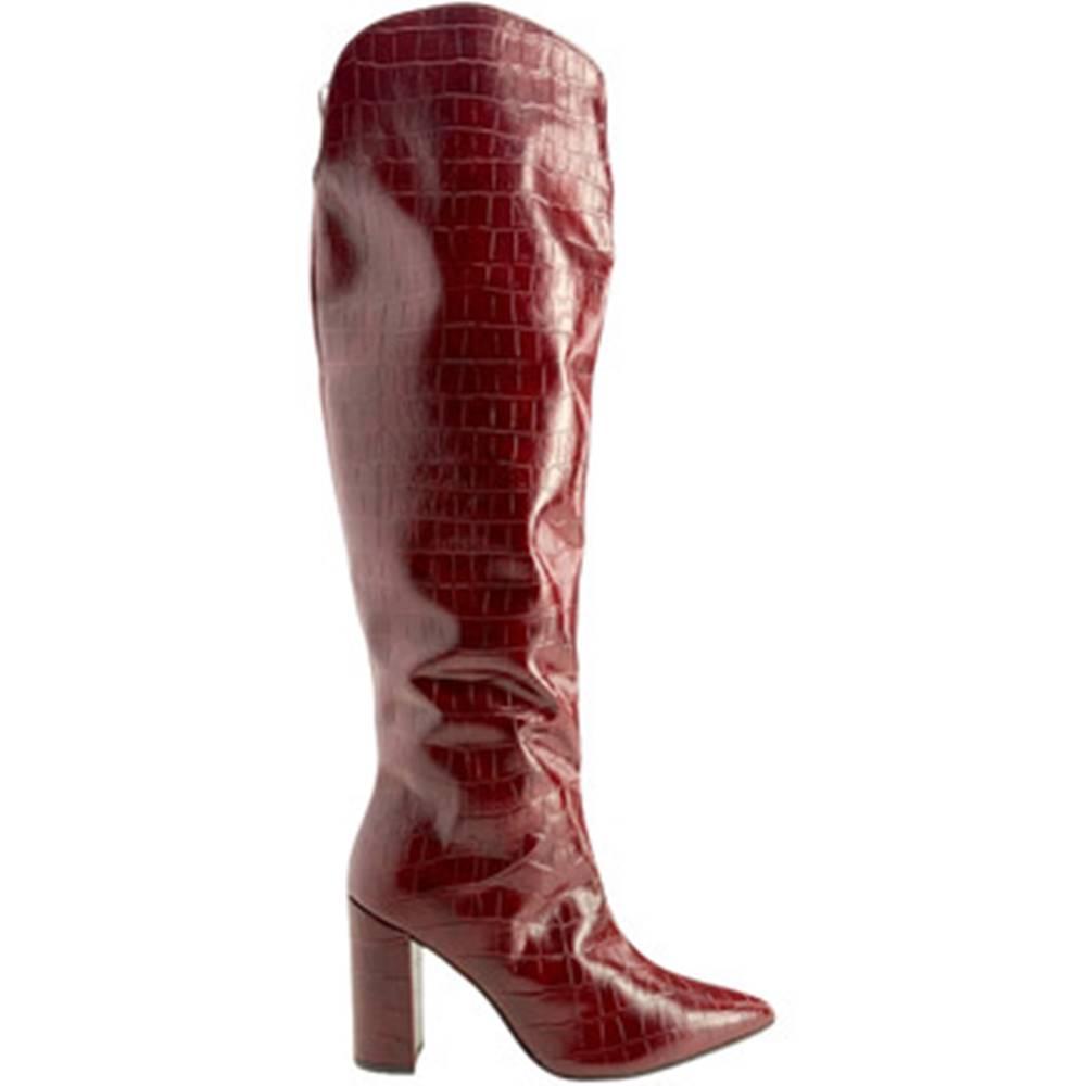 Grace Shoes Čižmy do mesta Grace Shoes  724014