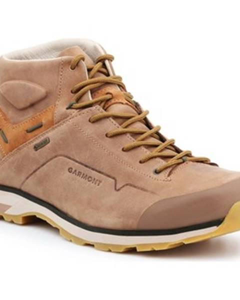 Hnedé topánky Garmont