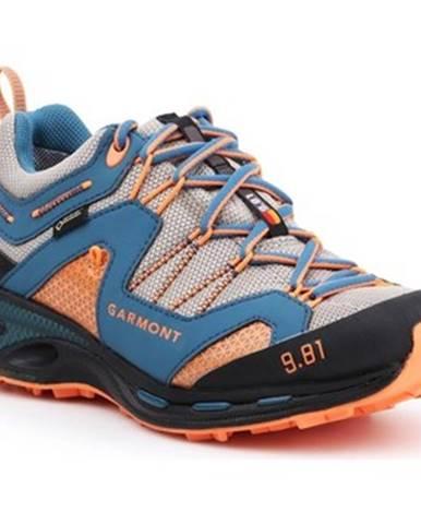 Viacfarebné topánky Garmont