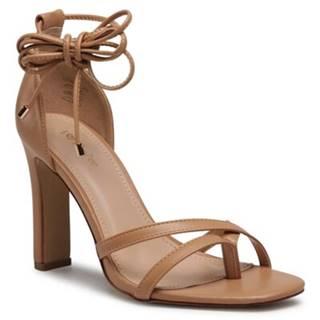 Sandále  LS5496-01 Ekologická koža/-Ekologická koža